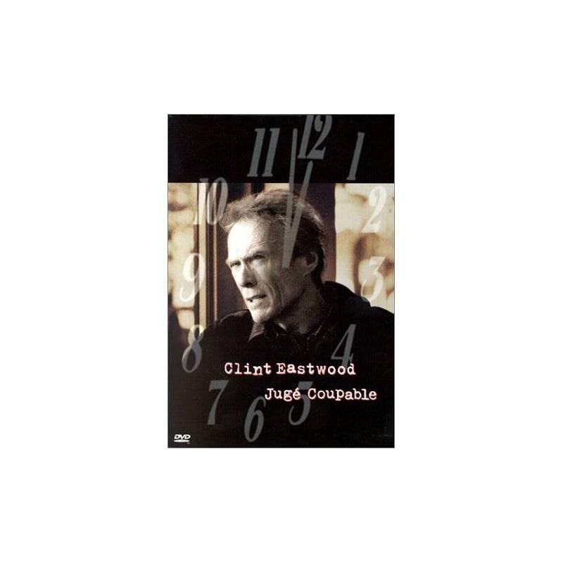 DVD - Jugé Coupable : Clint Eastwood Collection