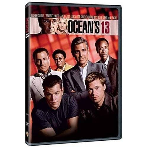 DVD - Ocean's thirteen - 2007 Edition