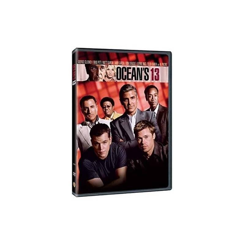 DVD - Ocean's thirteen - 2007 Edition