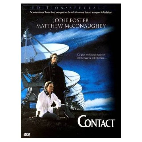 DVD - CONTACT