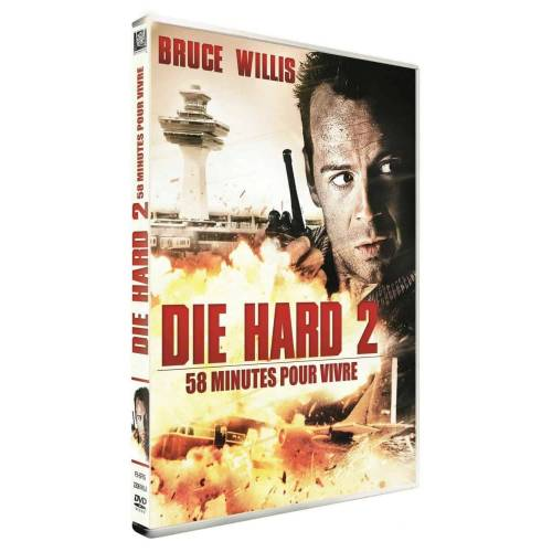 DVD - DIE HARD 2 ( 58 MINUTES POUR VIVRE )