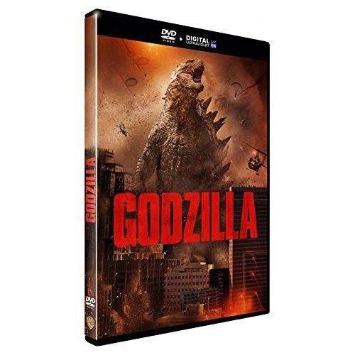 DVD - GODZILLA - DVD + DIGITAL ULTRAVIOLET