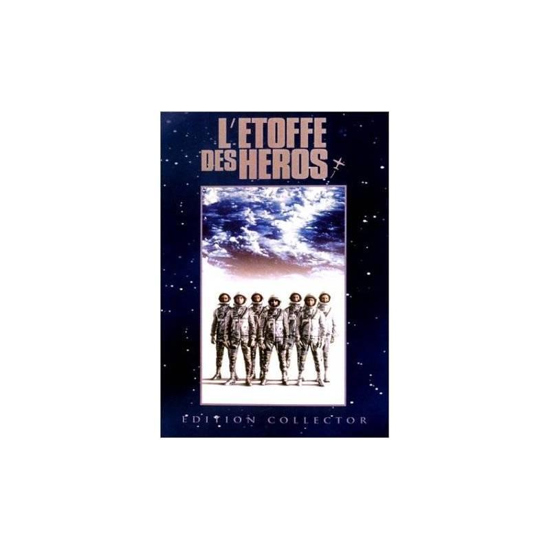 DVD - L'étoffe des héros - Edition collector 2 DVD