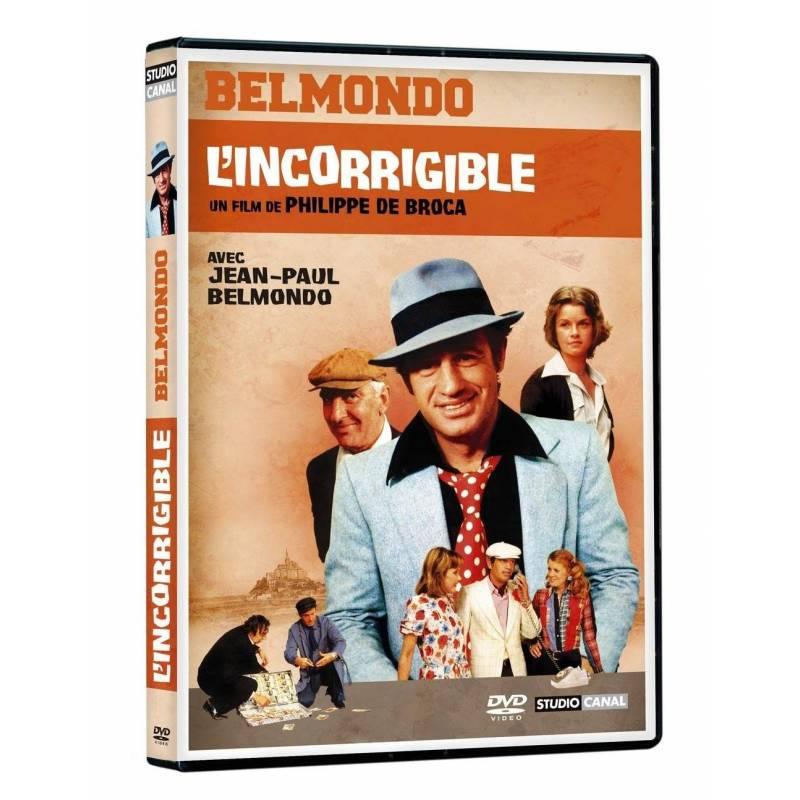 DVD - L'incorrigible