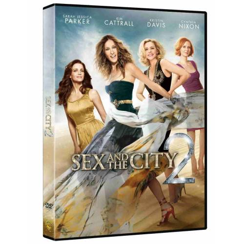 DVD - Sex and the City 2: The movie