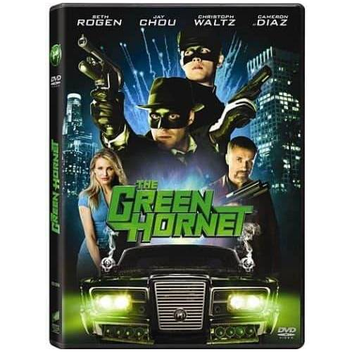 DVD - The green hornet