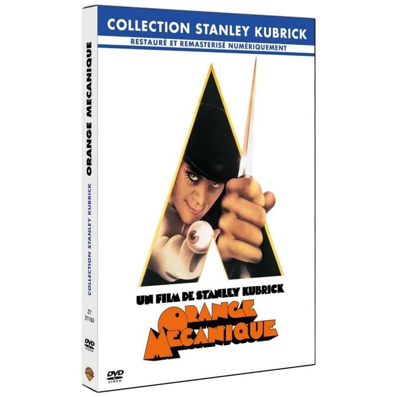 DVD - Orange mécanique