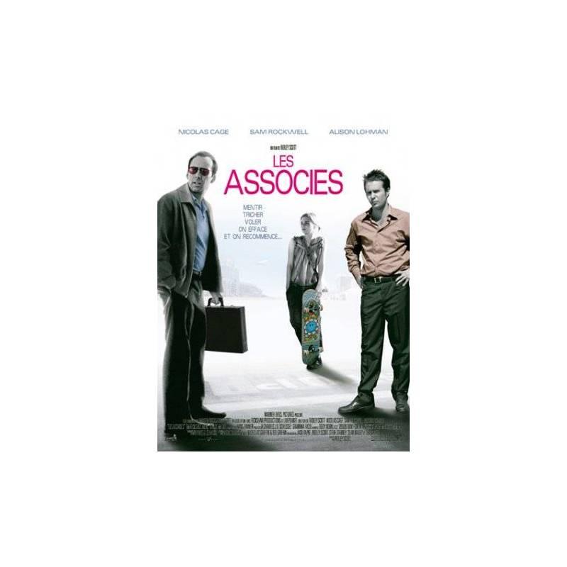 DVD - Les associés