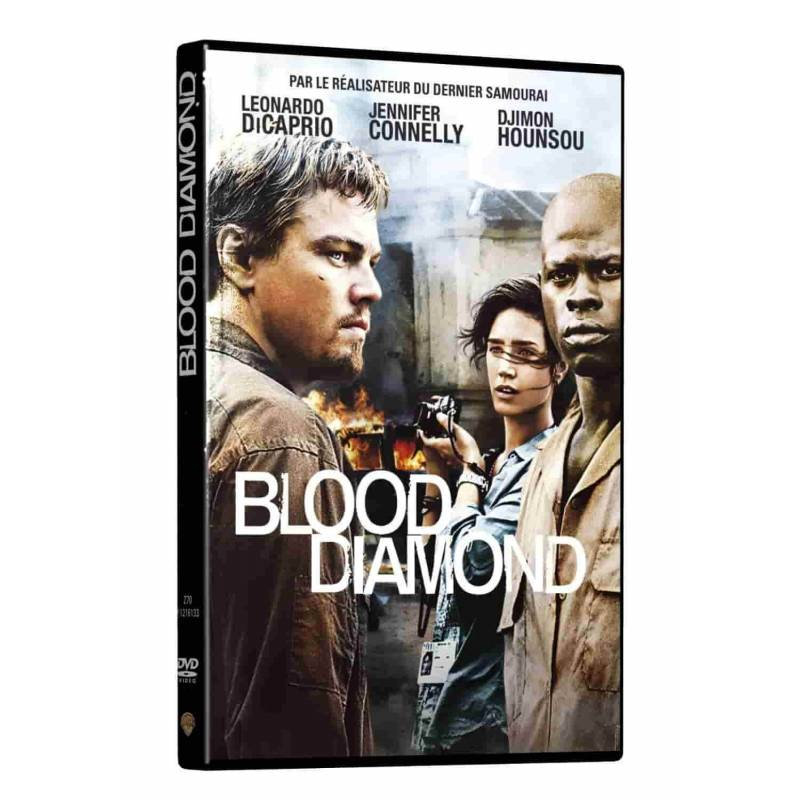 DVD - Blood diamond