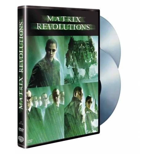 DVD - Matrix Revolutions - Edition 2 DVD