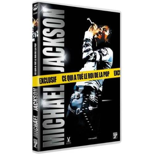 DVD - Michael Jackson: What killed the King of Pop