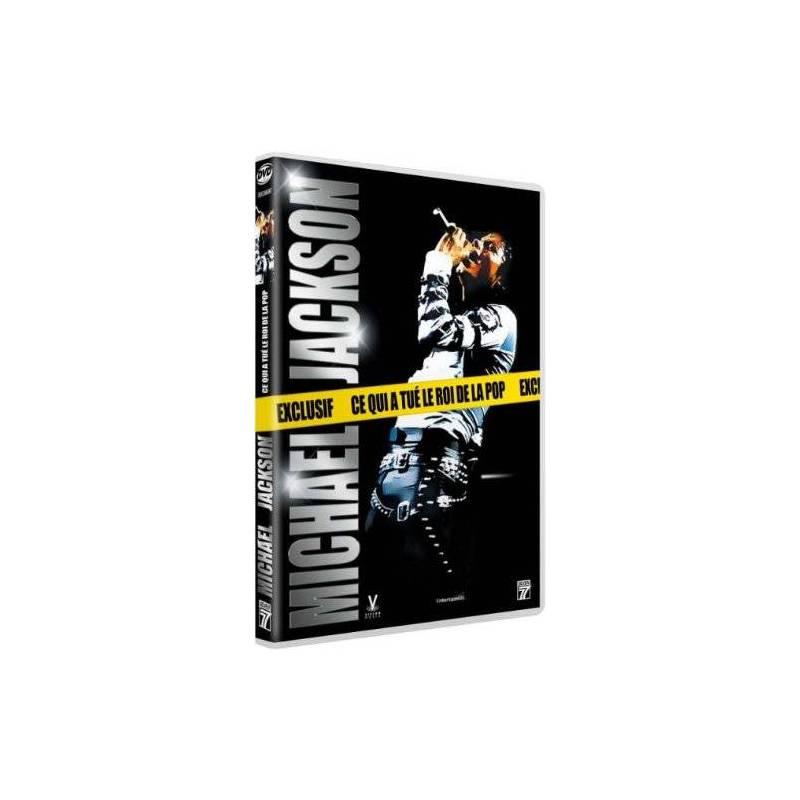 DVD - Michael Jackson : Ce qui a tué le roi de la Pop