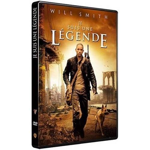 DVD - Je suis une légende