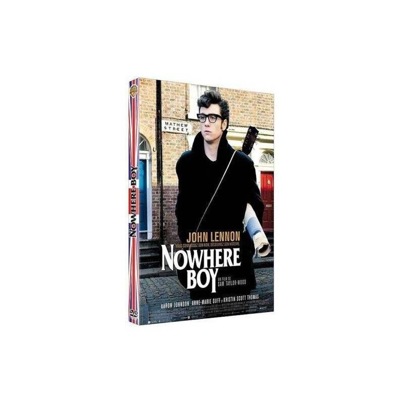 DVD - Nowhere boy