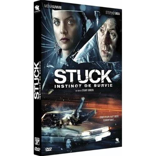 DVD - Stuck : Instinct de survie