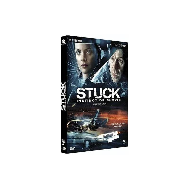 DVD - Stuck : Instinct de survie