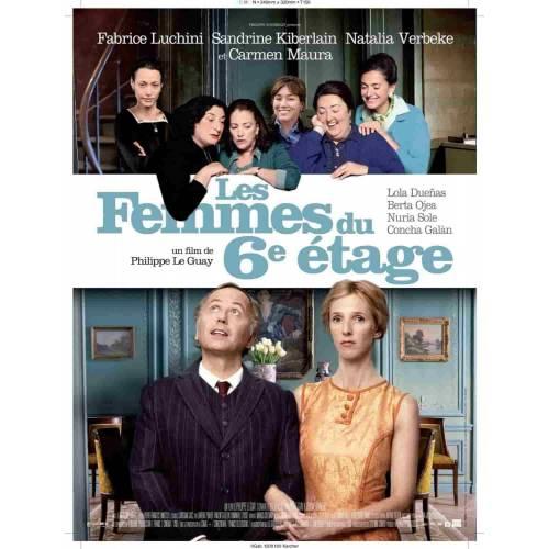 DVD - LES FEMMES DU 6E ÉTAGE
