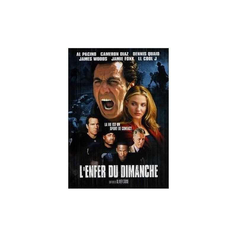 DVD - L'enfer du dimanche / 2 DVD