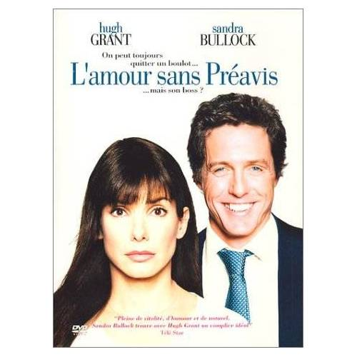 DVD - Weeks Notice
