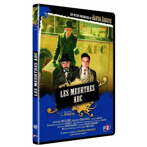 DVD - The ABC Murders