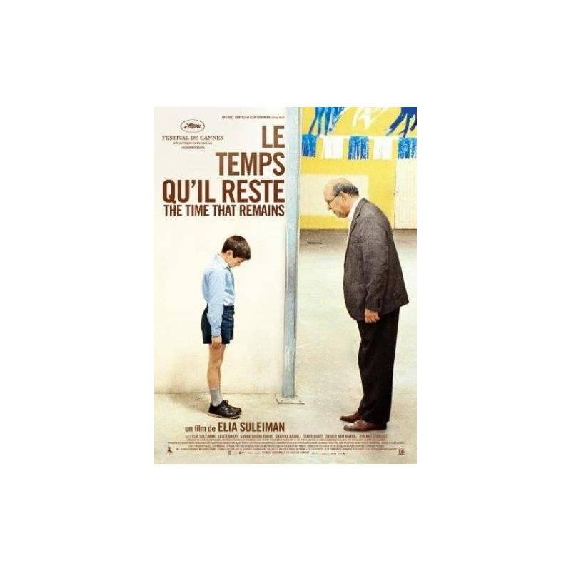DVD - Le temps qu'il reste