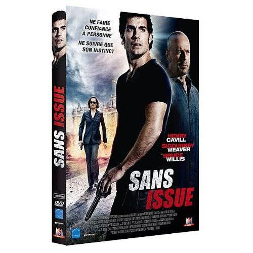 DVD - Sans issue (2012)
