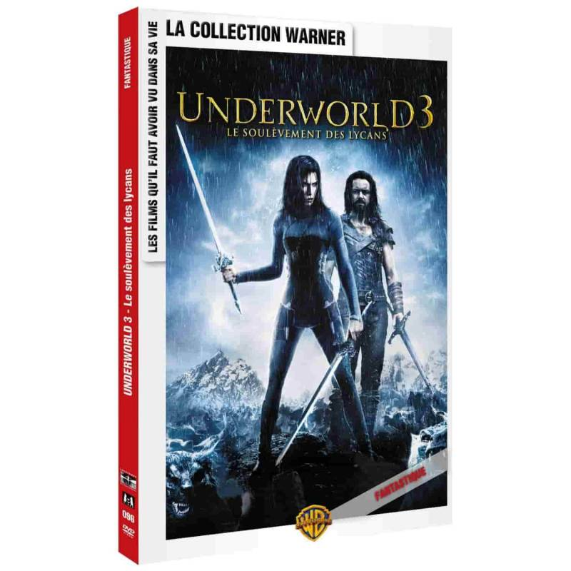 DVD - Underworld 3: Rise of the Lycans