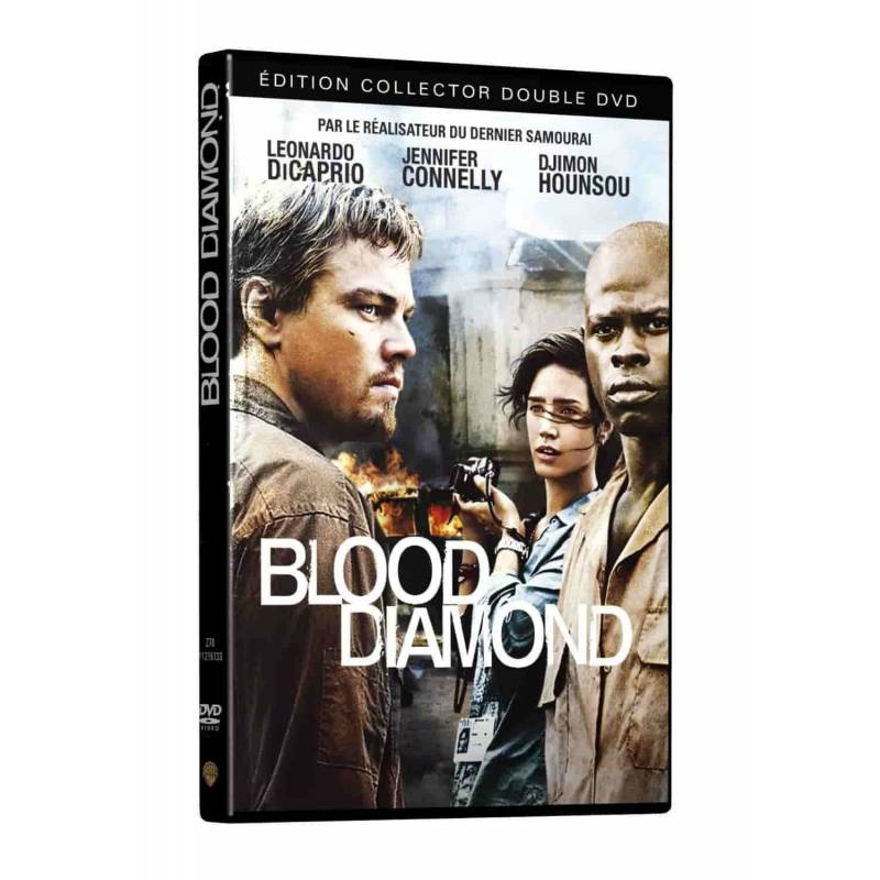 DVD - Blood diamond - Edition collector / 2 DVD