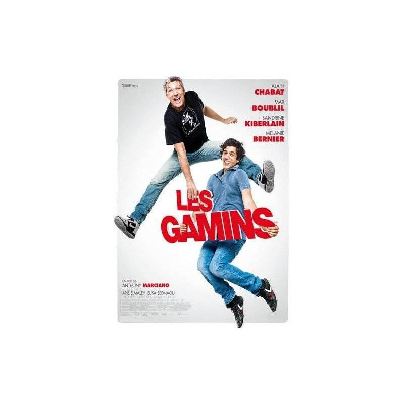 DVD - LES GAMINS