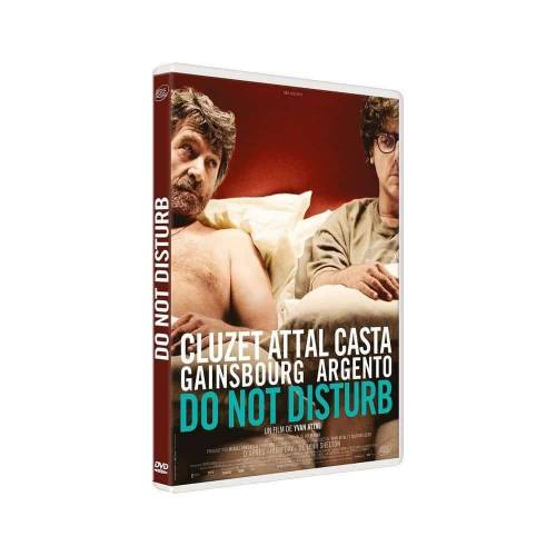 BLU-RAY - DO NOT DISTURB