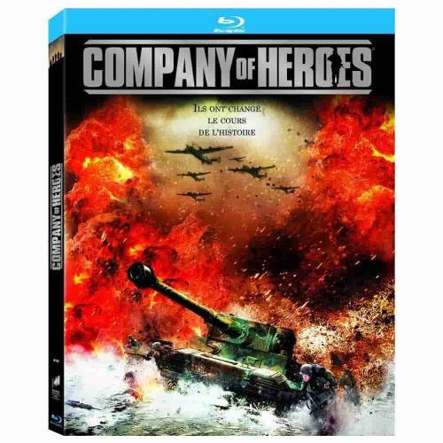 Blu-ray - Company of heroes