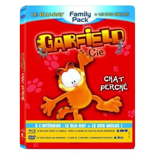 Blu-ray - GARFIELD & CIE - VOL. 3 : CHAT PERCHÉ