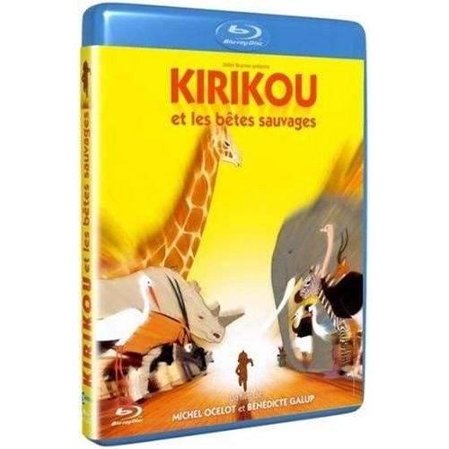 Blu-Ray - KIRIKOU ET LES BÊTES SAUVAGES
