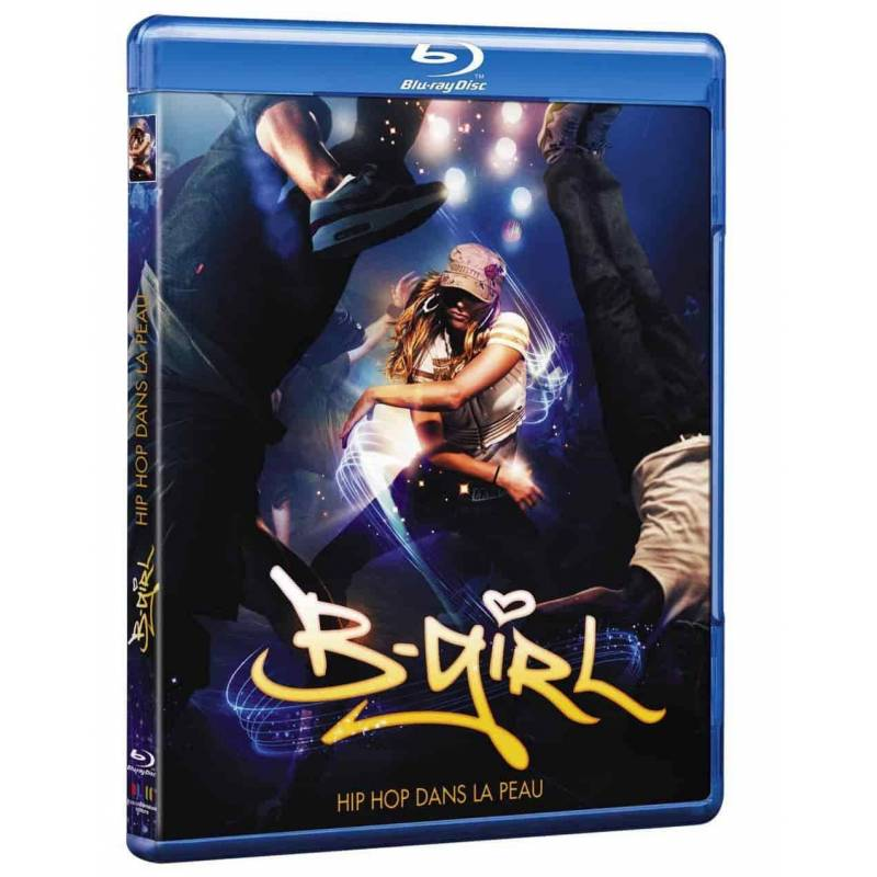 Blu-Ray - B-GIRL HIP HOP DANS LA PEAU