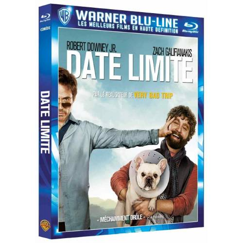 Blu-ray - Date limite