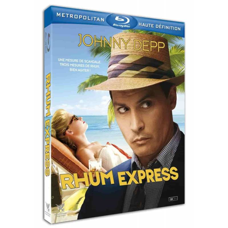 BLU-RAY RHUM EXPRESS