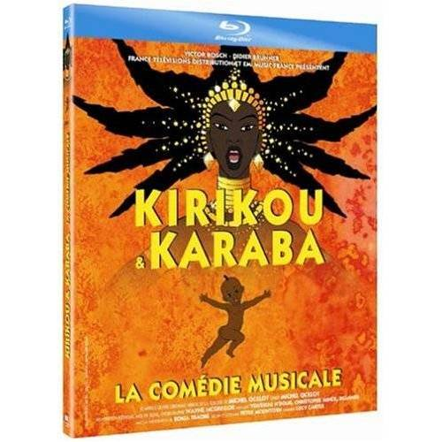 Blu-Ray - KIRIKOU AND KARABA