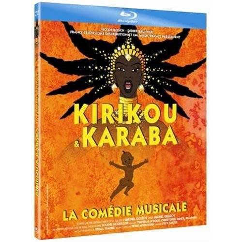 Blu-Ray - KIRIKOU ET KARABA