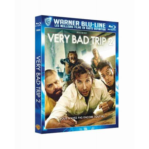 Blu-Ray - VERY BAD TRIP 2