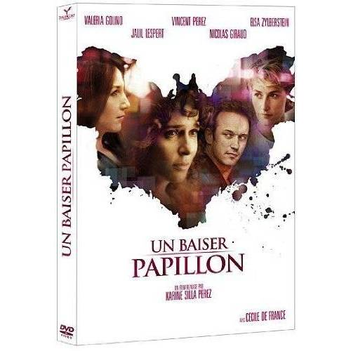 Blu-Ray - UN BAISER PAPILLON