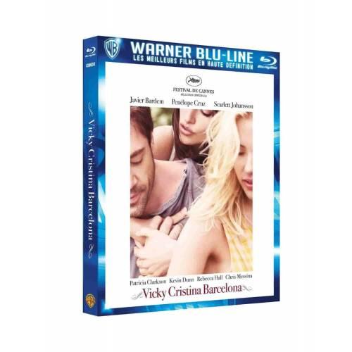 Blu-ray - Vicky Cristina Barcelona