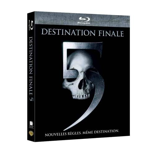 Blu-ray - Destination finale 5