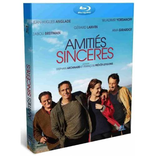 Blu-ray - Amitiés sincères