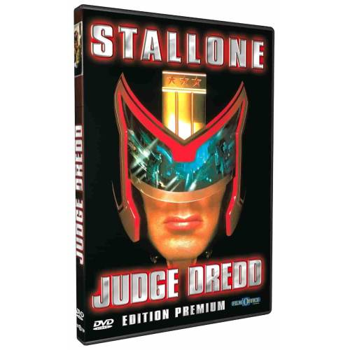 DVD - JUDGE DREDD