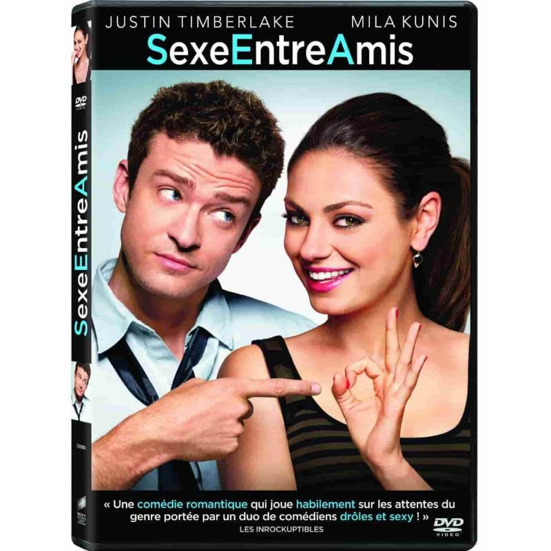 DVD - FRIENDS WITH BENEFITS ( SEXE ENTRE AMIS )