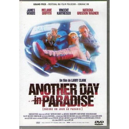 DVD - ANOTHER DAY IN PARADISE
