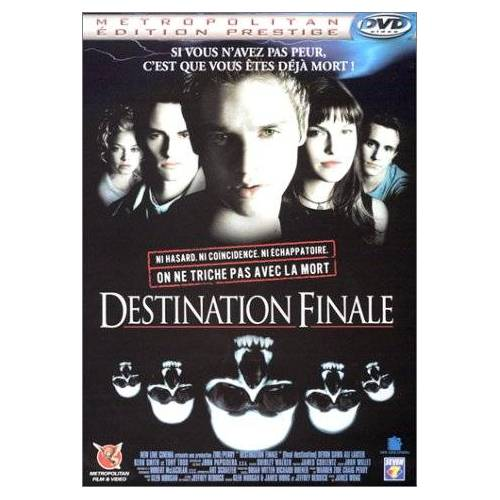 DVD - FINAL DESTINATION