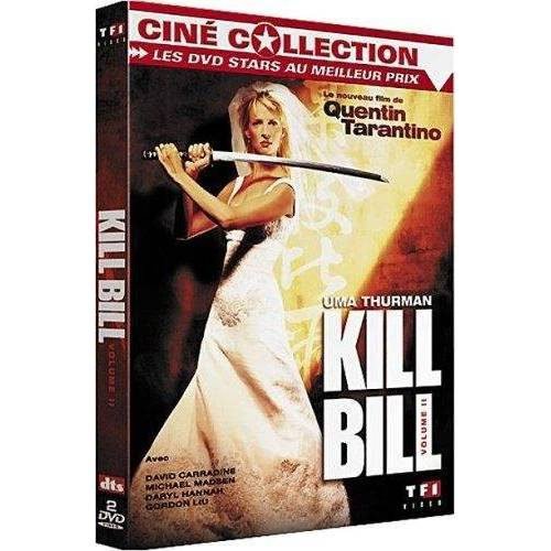 DVD - KILL BILL - VOLUME 2
