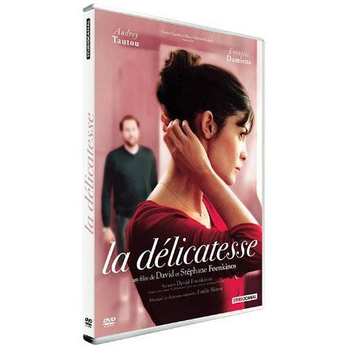 DVD - THE DELICATE