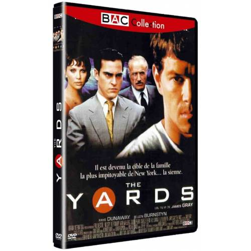 DVD - The yards